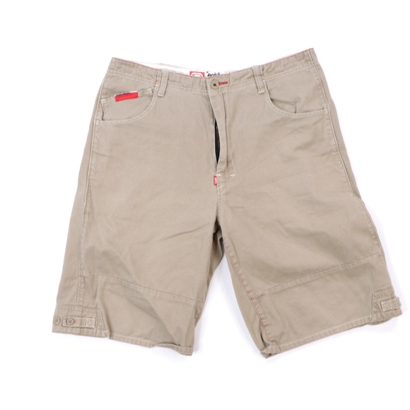 Ecko Other - Ecko Unltd Denim Foundry Complex Spell Out Shorts